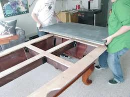 Pool table moves in Durham North Carolina