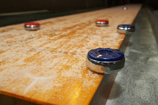 SOLO® Shuffleboard Movers Durham, North Carolina.