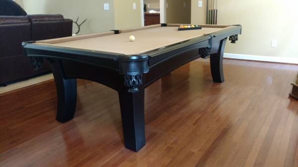 Pool Tables For Sale Sell A Pool Table In DurhamSOLO Butner - American heritage madison pool table