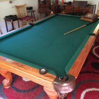 8Ft Leisure Bay Pool Table For Sale