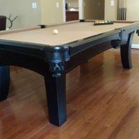 8ft Legacy Billiards Pool Table Like New