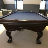 Brunswick 9' Pool Table