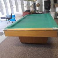 Real Wood Pool Table