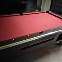 Used 8 Foot Pool Table