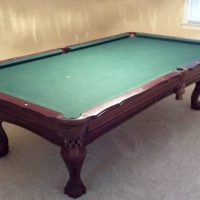 Gandy 9ft Professional Slate Pool Table