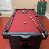 Pool Table - Air Hocky - Ping Pong