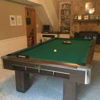 Gandy Pool Table (SOLD)