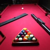 8 Ft Ozone Billiards Pool Table
