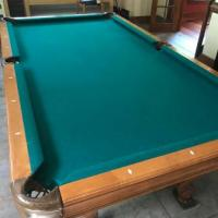 8 ft Brunswick Slate Pool Table